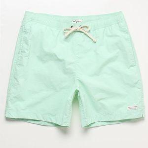 """Modern Amusement 17"""" swim trunks M NWT mint"""